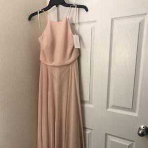 Brand New, Jenny Yoo, Soft Blush Dress